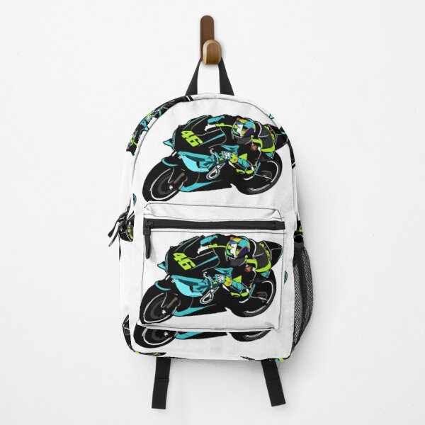 Valentino Rossi 2021 Illustration Backpack