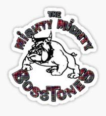 Mighty Mighty Bosstones Sticker