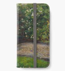 John Everett Millais - Ophelia.  iPhone Wallet