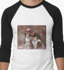 John Singer Sargent - Village Children. Child portrait: cute baby, kid, children, pretty angel, child, kids, lovely family, boys and girls, boy and girl, mom mum mammy mam, childhood T-Shirt