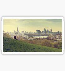 Greenwich Hill Sticker