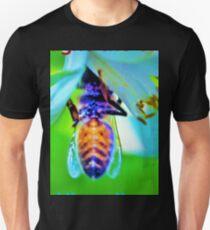 Bee-lated birthday greeting Unisex T-Shirt