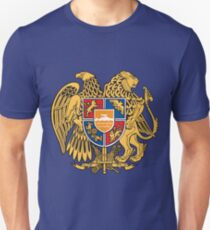 Armenia Coats of Arms Unisex T-Shirt