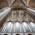 Cathedral of Lubeck by Erwin G. Kotzab