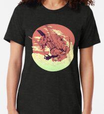 Unit 01 [Neon Genesis Evangelion] Tri-blend T-Shirt