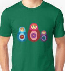 Matryoshka Dolls T-Shirt