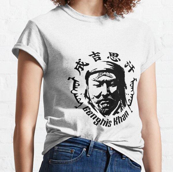 Genghis Khan Classic T-Shirt