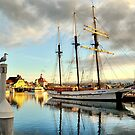 Tole Mour and Rainbow Harbor by RichCaspian