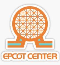 OrangeTealGuide Sticker