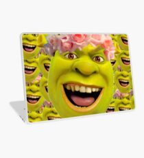 Shrek Laptop Skin