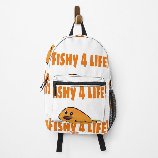 Fishy 4 life Backpack