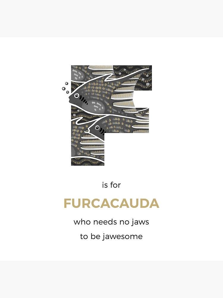 F is for Furcacauda by franzanth