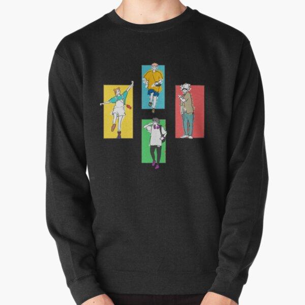 Autocollants Jujutsu Kaisen Pack Sweatshirt épais
