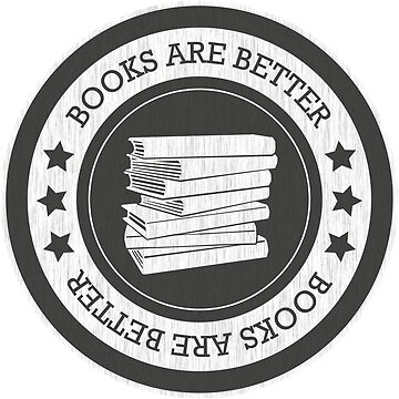 Books are better by simpleminds