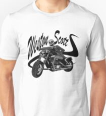 Weston Scott Clothing and Stickers Unisex T-Shirt