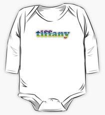 tiffany rainbow One Piece - Long Sleeve