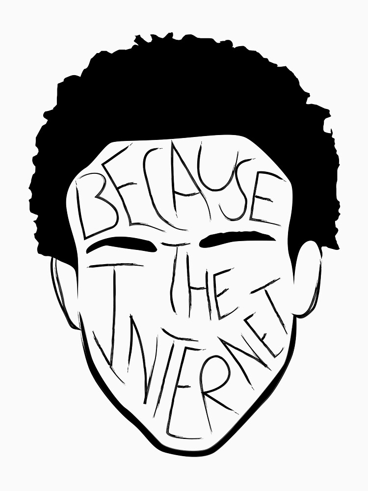 Because The Internet - Black by CROMULENT