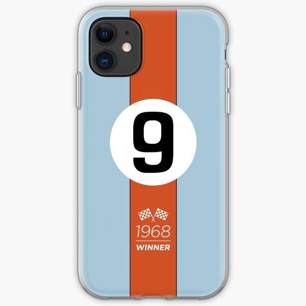 1968 Race Winner #9 Racing livery iPhone Soft Case