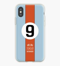 1968 Race Winner #9 Racing livery iPhone Case