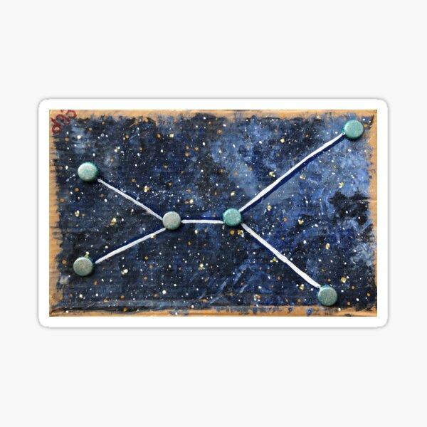 Constellation Cancer Sticker
