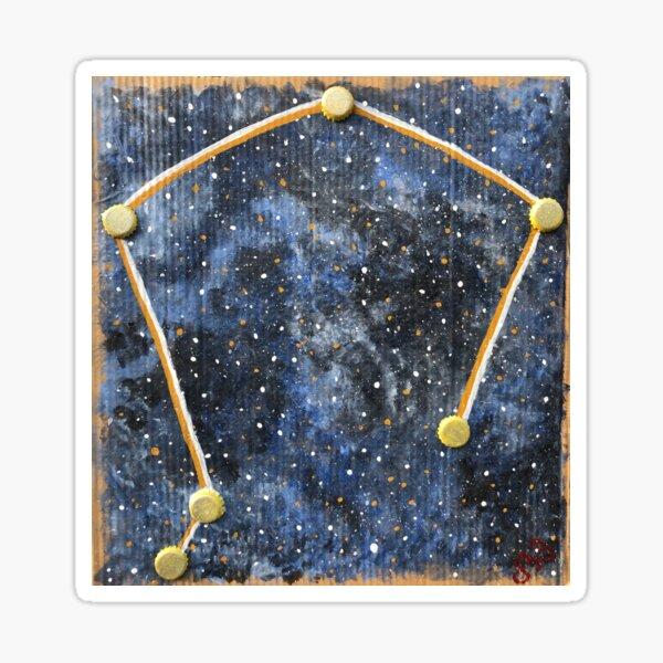 Constellation Libra Sticker