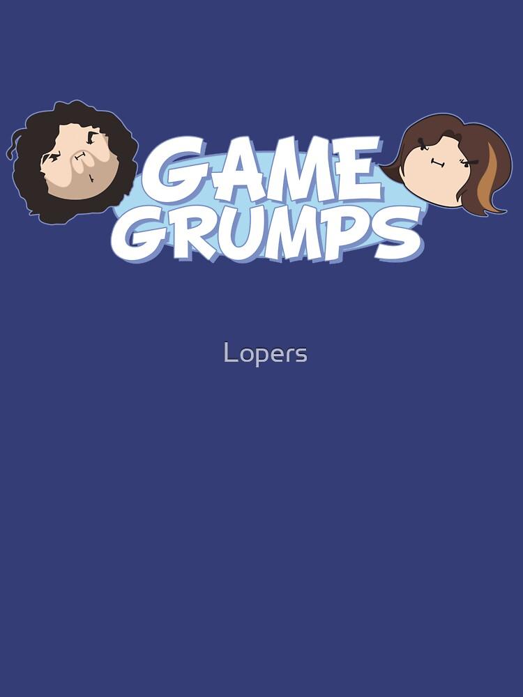 TShirtGifter presents: Game Grumps Animal Crossing | Unisex T-Shirt