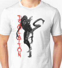 "NEW* ALIEN: ISOLATION MERCHANDISE... ""ISOLATION"" T-Shirt"