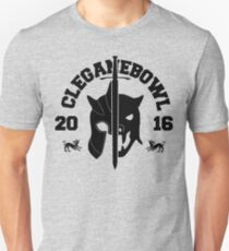 Cleganebowl [College Style] T-Shirt