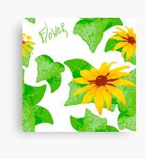 Juicy natural pattern Canvas Print