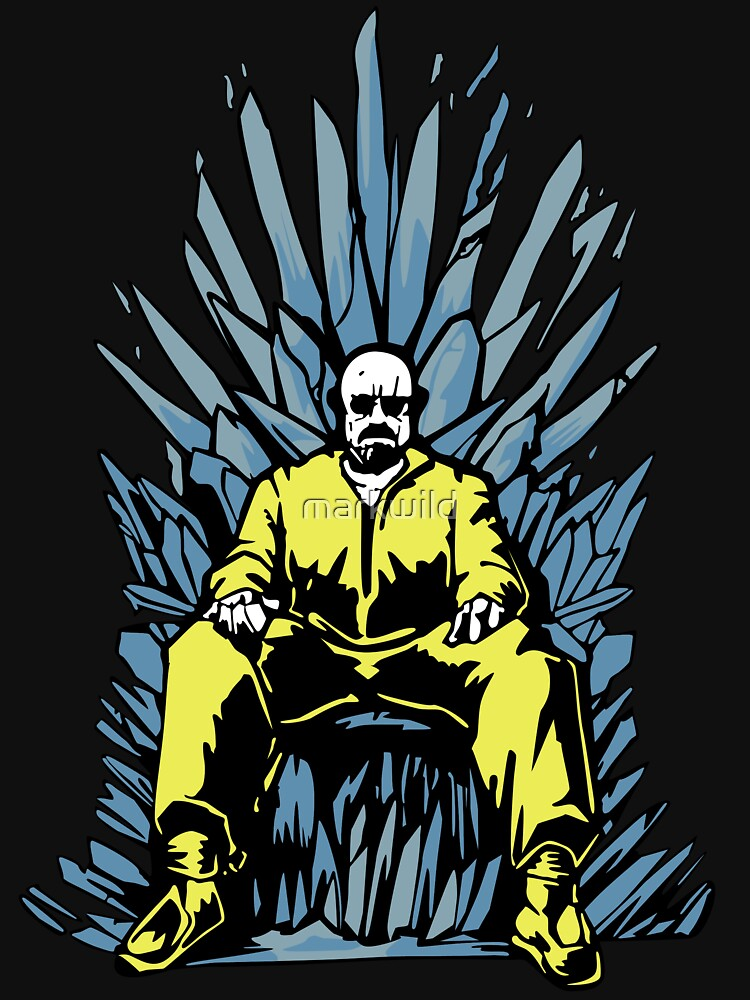 Breaking Bad Game of Thrones | Unisex T-Shirt