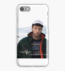 "Torgeir Lien ""Small town boy"" iPhone Case/Skin"