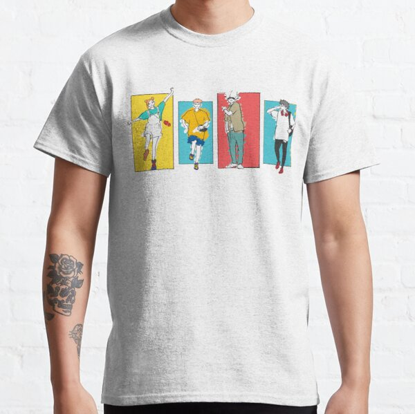 Pack de pegatinas Jujutsu Kaisen Camiseta clásica