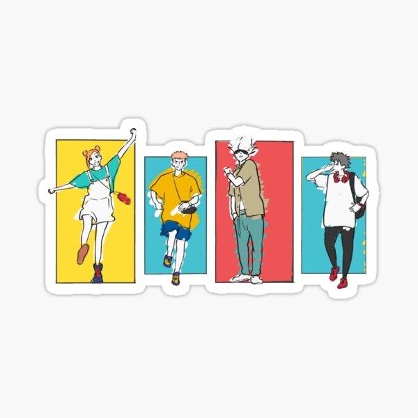 Jujutsu Kaisen Pack Aufkleber Sticker