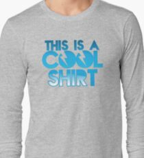 This is a COOL SHIRT Bro T-Shirt