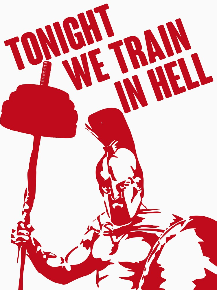 TONIGHT_WE_TRAIN_IN_HELL by pinkboy