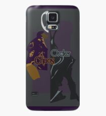 Chaos & Order Case/Skin for Samsung Galaxy