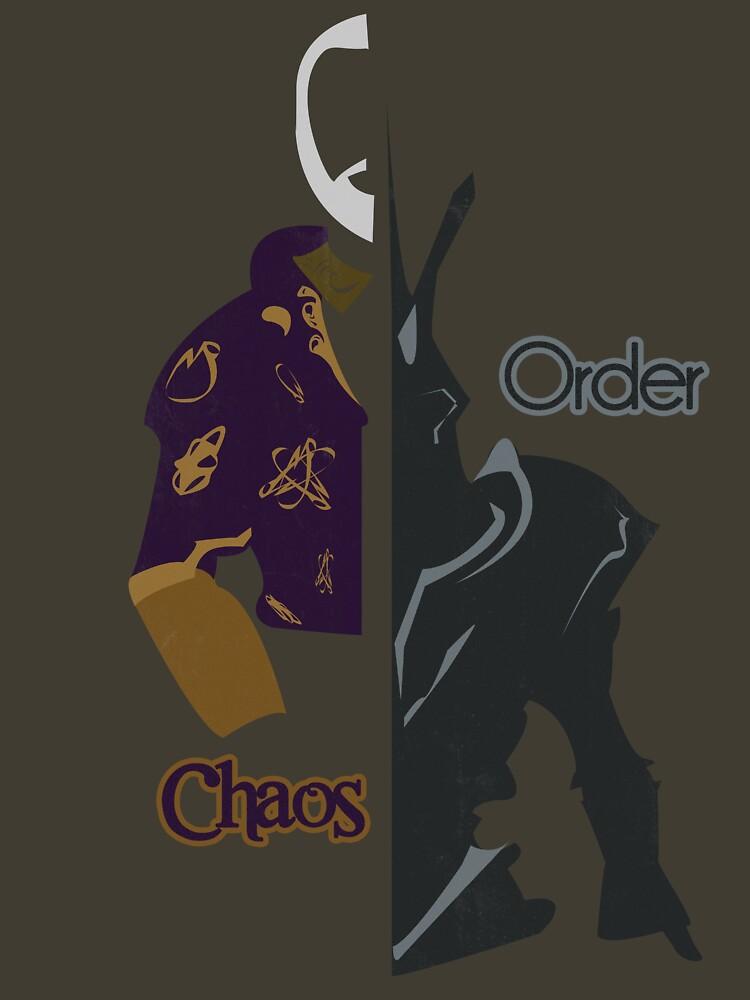 Chaos & Order | Women's T-Shirt