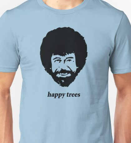 happy trees Unisex T-Shirt