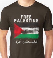 Vintage Free Palestine T shirts & Gifts T-Shirt