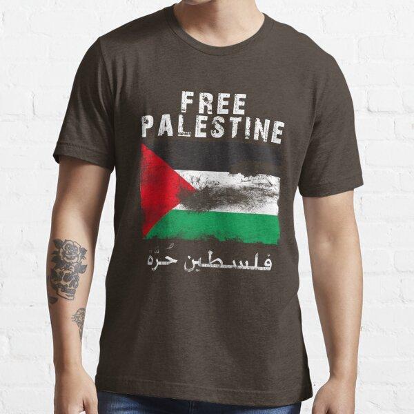 Camisetas y regalos libres de Palestina del vintage Camiseta esencial