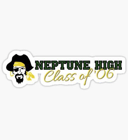 Neptune High Class of '06 Sticker
