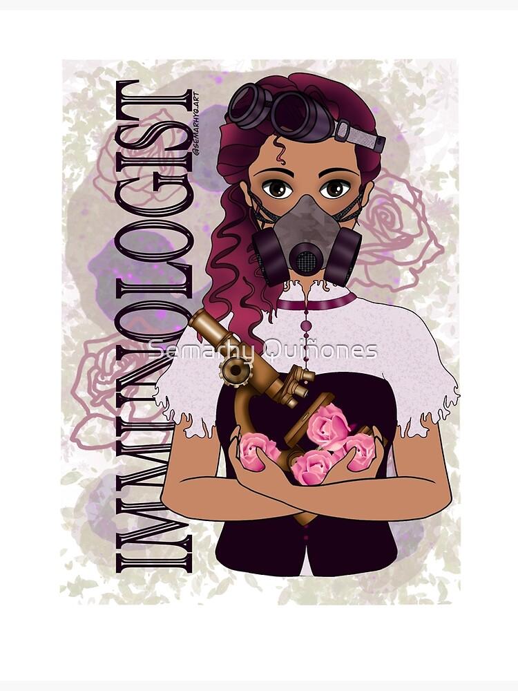 Immunologist 2 (STEAMpunk Art) by semarhy