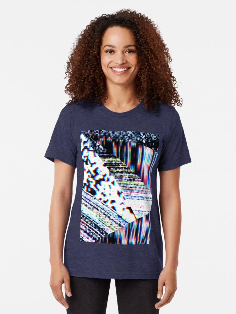 Alternative Ansicht von Videodrom Vintage T-Shirt