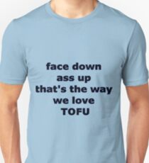 Play on words tofu range T-Shirt
