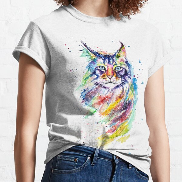 Katze Lucy Classic T-Shirt