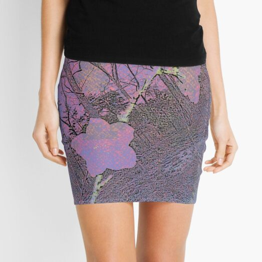 Midnight Kiss Mini Skirt