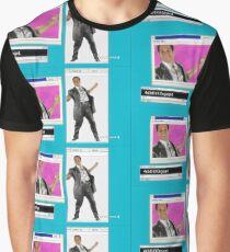4d3d3d3 Engaged. Graphic T-Shirt