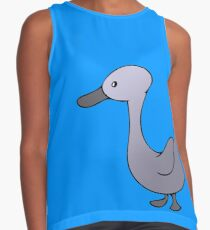 The Ugly Duckling Contrast Tank