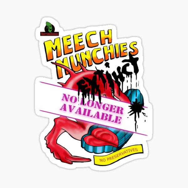 Oddworld - Meech Munchies Sticker