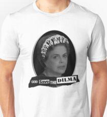 God save the Dilma Unisex T-Shirt